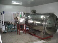真空冷冻干燥机维修 (1)
